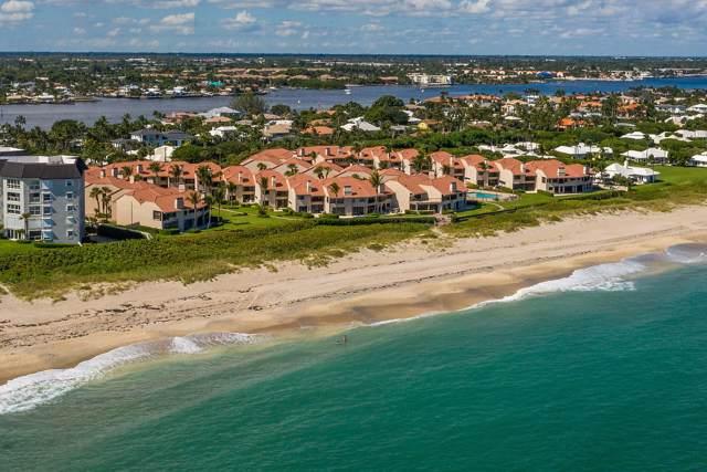 6711 N Ocean Boulevard #32, Ocean Ridge, FL 33435 (MLS #RX-10597683) :: Berkshire Hathaway HomeServices EWM Realty