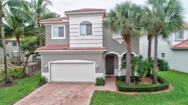 1110 Grove Park Circle, Boynton Beach, FL 33436 (#RX-10597702) :: Ryan Jennings Group