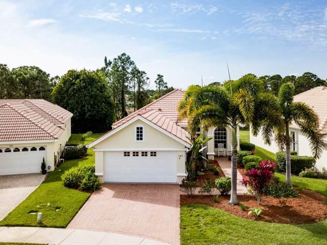542 SW New Castle Cove, Port Saint Lucie, FL 34986 (#RX-10597746) :: Ryan Jennings Group