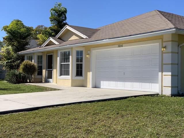 3056 SW Ann Arbor Road, Port Saint Lucie, FL 34953 (MLS #RX-10597783) :: Berkshire Hathaway HomeServices EWM Realty