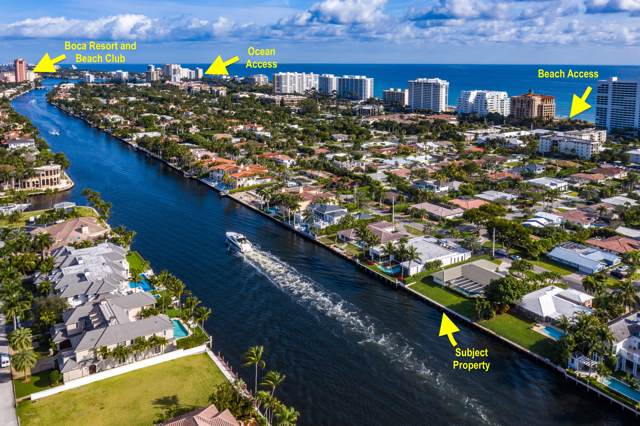2767 Spanish River Road, Boca Raton, FL 33432 (#RX-10597814) :: Ryan Jennings Group
