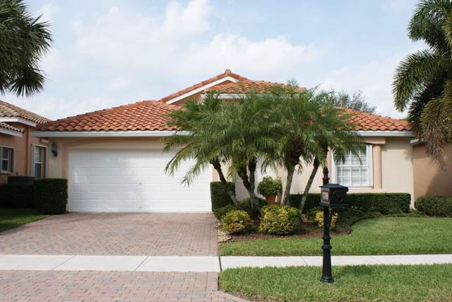 7709 Caprio Drive, Boynton Beach, FL 33472 (#RX-10597817) :: Ryan Jennings Group