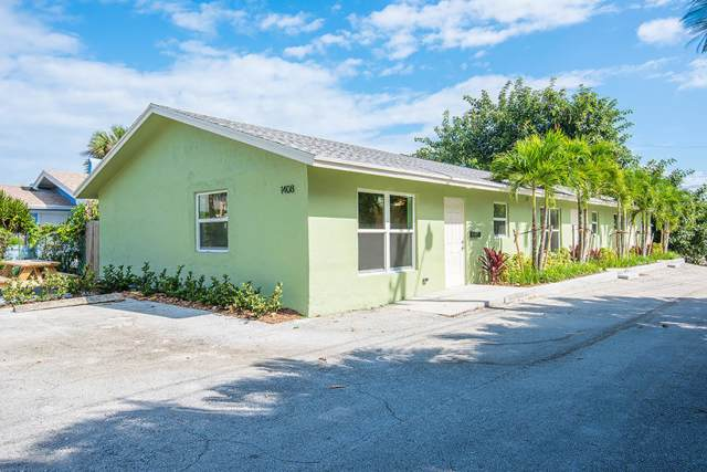 1408 Florida Avenue, West Palm Beach, FL 33401 (#RX-10597835) :: Ryan Jennings Group