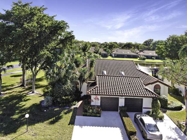 5904 Autumn Lake Lane A, Boynton Beach, FL 33437 (#RX-10597896) :: Ryan Jennings Group
