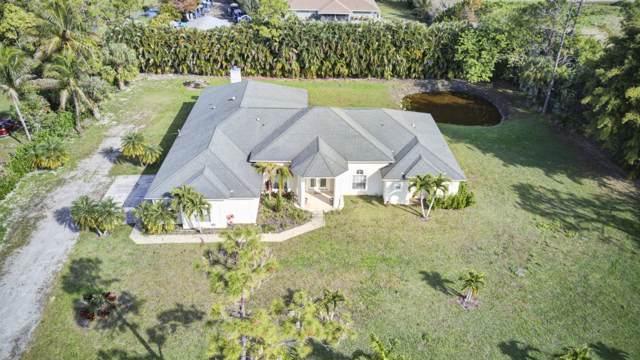 17929 Key Lime Boulevard, Loxahatchee, FL 33470 (MLS #RX-10597907) :: Berkshire Hathaway HomeServices EWM Realty