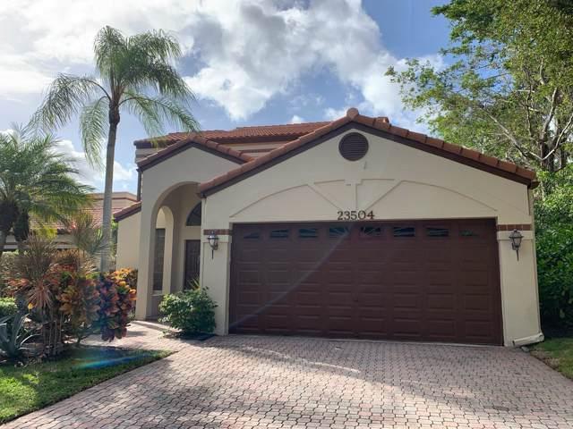 23504 Mirabella Circle S, Boca Raton, FL 33433 (#RX-10597980) :: Ryan Jennings Group