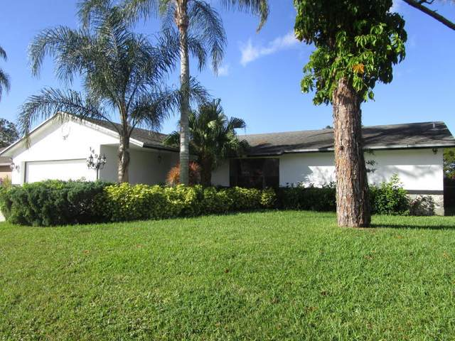 149 Sunflower Circle, Royal Palm Beach, FL 33411 (#RX-10598033) :: Ryan Jennings Group