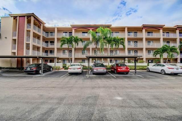 6065 Pointe Regal Circle #403, Delray Beach, FL 33484 (#RX-10598042) :: Ryan Jennings Group