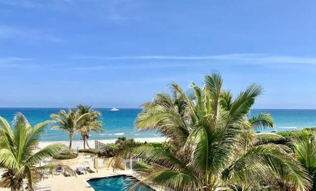310 S Ocean Boulevard #3010, Boca Raton, FL 33432 (#RX-10598078) :: Ryan Jennings Group