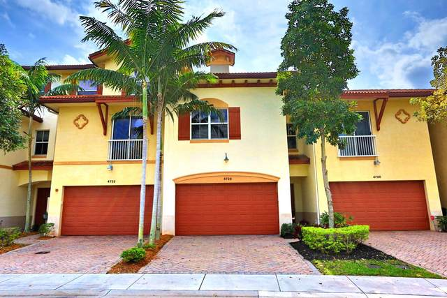 4726 S Prive Circle, Delray Beach, FL 33445 (#RX-10598084) :: Ryan Jennings Group