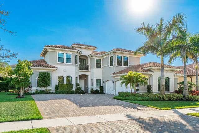 9738 Montpellier Drive, Delray Beach, FL 33446 (#RX-10598088) :: Ryan Jennings Group