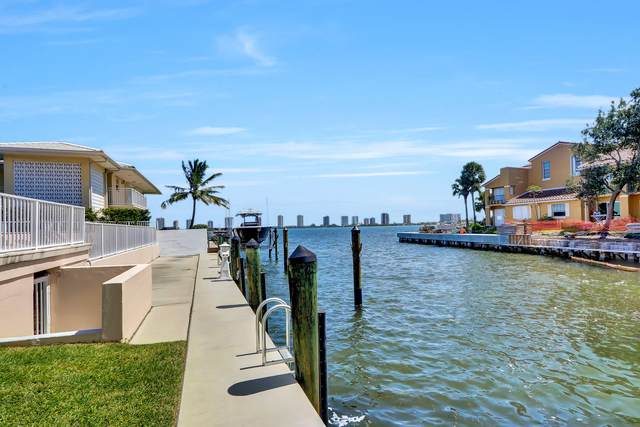 120 Lehane Terrace #102, North Palm Beach, FL 33408 (MLS #RX-10598090) :: The Paiz Group