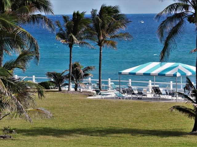 1221 Hillsboro Mile 19C, Hillsboro Beach, FL 33062 (#RX-10598107) :: The Rizzuto Woodman Team