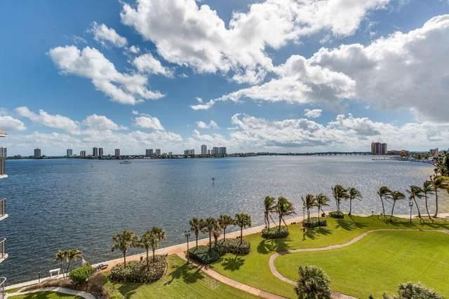 801 Lake Shore Drive #718, Lake Park, FL 33403 (#RX-10598111) :: Ryan Jennings Group