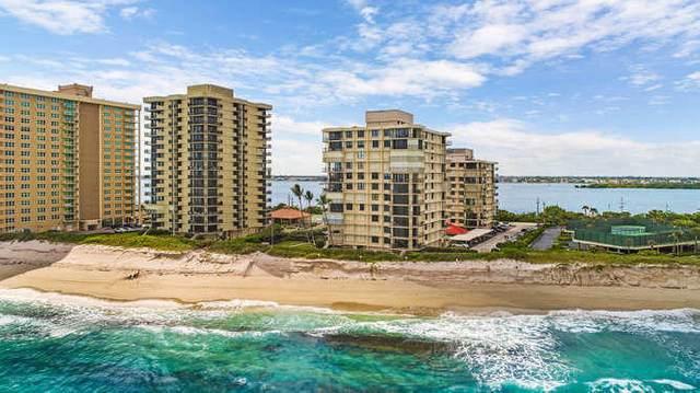 5480 N Ocean Drive A-Ph-C, Singer Island, FL 33404 (#RX-10598119) :: Ryan Jennings Group