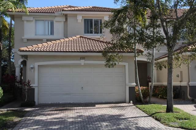 2335 Center Stone Lane, Riviera Beach, FL 33404 (MLS #RX-10598148) :: Berkshire Hathaway HomeServices EWM Realty