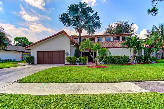 2418 NW 30th Street, Boca Raton, FL 33431 (#RX-10598166) :: Ryan Jennings Group