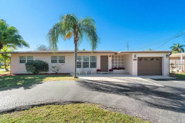 1251 NE 26th Avenue, Pompano Beach, FL 33062 (MLS #RX-10598187) :: Castelli Real Estate Services