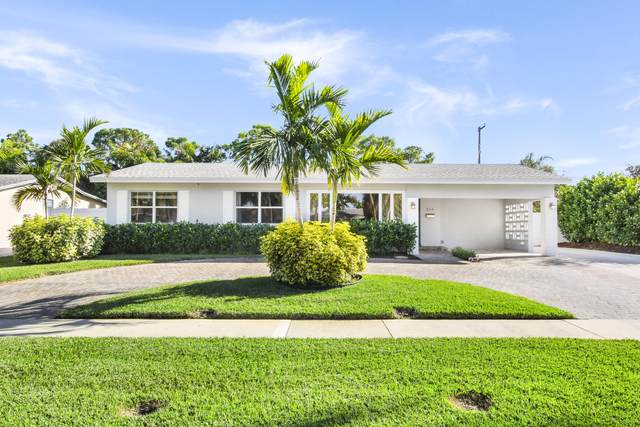 414 Driftwood Rd Road, North Palm Beach, FL 33408 (#RX-10598189) :: Ryan Jennings Group