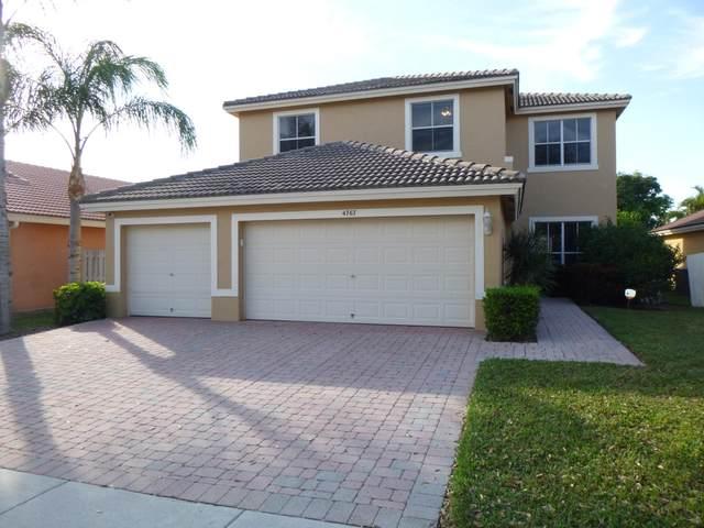 4767 Victoria Circle, West Palm Beach, FL 33409 (#RX-10598192) :: Ryan Jennings Group