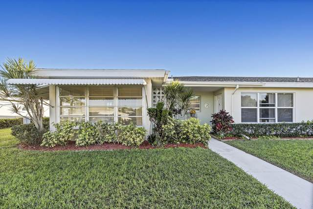 907 Savannas Point Drive A, Fort Pierce, FL 34982 (#RX-10598195) :: Ryan Jennings Group