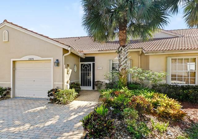 12078 Napoli Lane, Boynton Beach, FL 33437 (#RX-10598222) :: Ryan Jennings Group