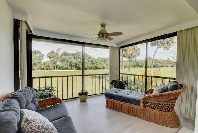 8545 Casa Del Lago H, Boca Raton, FL 33433 (#RX-10598242) :: Ryan Jennings Group