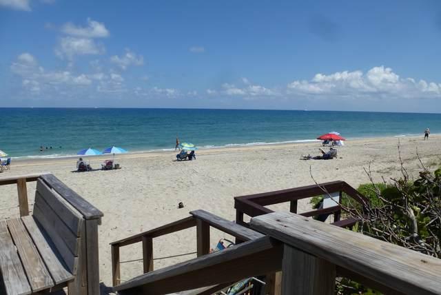 5530 N Ocean Boulevard #215, Ocean Ridge, FL 33435 (MLS #RX-10598253) :: Berkshire Hathaway HomeServices EWM Realty