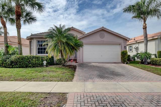 13055 Isabella Terrace, Delray Beach, FL 33446 (#RX-10598256) :: Ryan Jennings Group