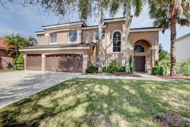 20311 Monteverdi Circle, Boca Raton, FL 33498 (#RX-10598267) :: Ryan Jennings Group