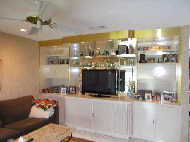3 Stratford Drive H, Boynton Beach, FL 33436 (MLS #RX-10598278) :: The Paiz Group