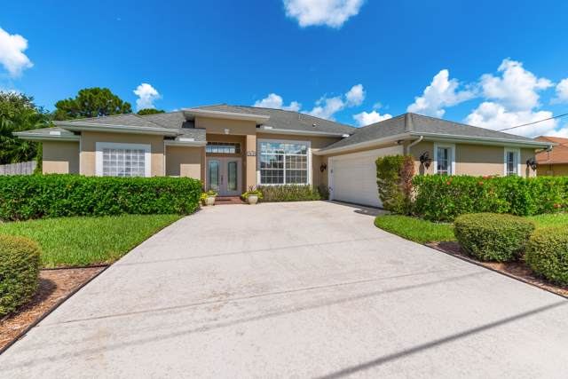 5818 NW Burney Street, Port Saint Lucie, FL 34986 (MLS #RX-10598305) :: Berkshire Hathaway HomeServices EWM Realty