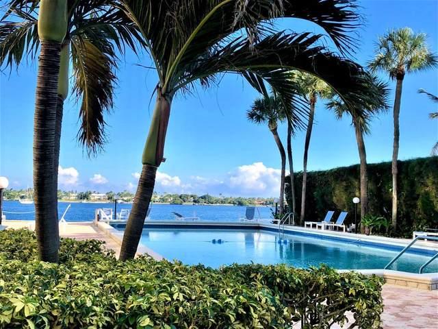 2800 N Flagler Drive #102, West Palm Beach, FL 33407 (MLS #RX-10598334) :: Berkshire Hathaway HomeServices EWM Realty