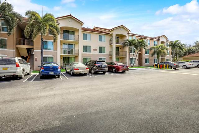 224 Villa Circle #224, Boynton Beach, FL 33435 (MLS #RX-10598343) :: The Paiz Group