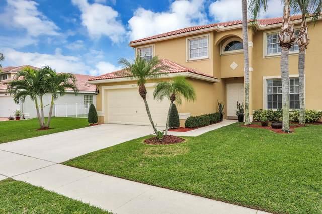 3606 Hudson Lane, Boynton Beach, FL 33436 (#RX-10598351) :: Ryan Jennings Group