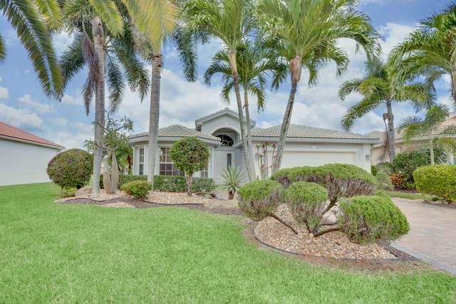 7789 Gold Lenox Cove, Lake Worth, FL 33467 (MLS #RX-10598353) :: Berkshire Hathaway HomeServices EWM Realty