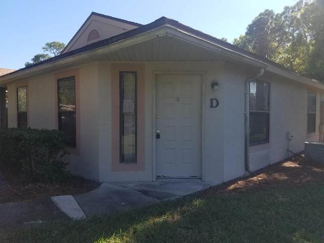 2837 Stoneway Lane Apt D, Fort Pierce, FL 34982 (#RX-10598366) :: Ryan Jennings Group
