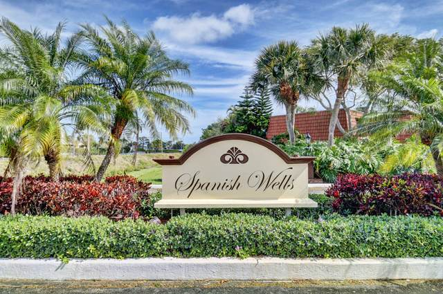 3209 Spanish Wells Drive 37-C, Delray Beach, FL 33445 (#RX-10598374) :: Ryan Jennings Group
