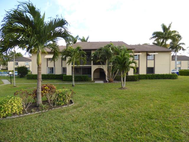 426 Pine Glen Lane C-1, Greenacres, FL 33463 (#RX-10598406) :: Ryan Jennings Group
