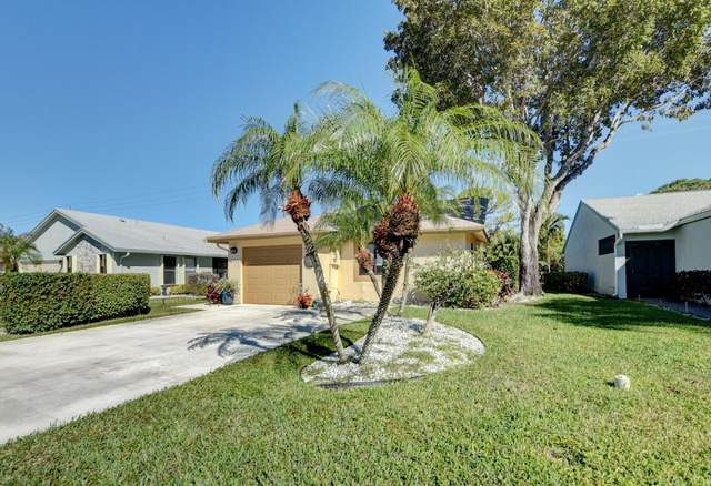 1455 NW 23rd Lane, Delray Beach, FL 33445 (#RX-10598416) :: Ryan Jennings Group