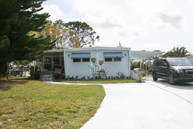 6980 SE Ridgeway Terrace, Hobe Sound, FL 33455 (MLS #RX-10598428) :: Castelli Real Estate Services