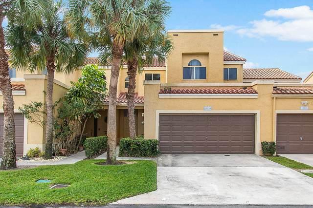 10534 Lake Vista Circle, Boca Raton, FL 33498 (#RX-10598458) :: Ryan Jennings Group