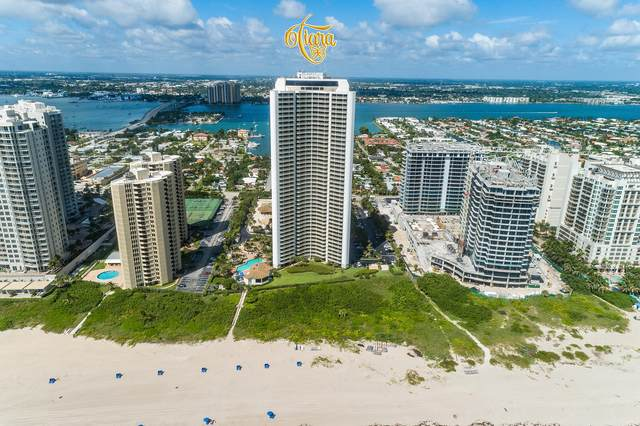3000 North Ocean Drive 20-E, Singer Island, FL 33404 (#RX-10598465) :: The Reynolds Team/ONE Sotheby's International Realty