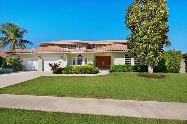 401 SW 15th Drive, Boca Raton, FL 33432 (#RX-10598473) :: Ryan Jennings Group