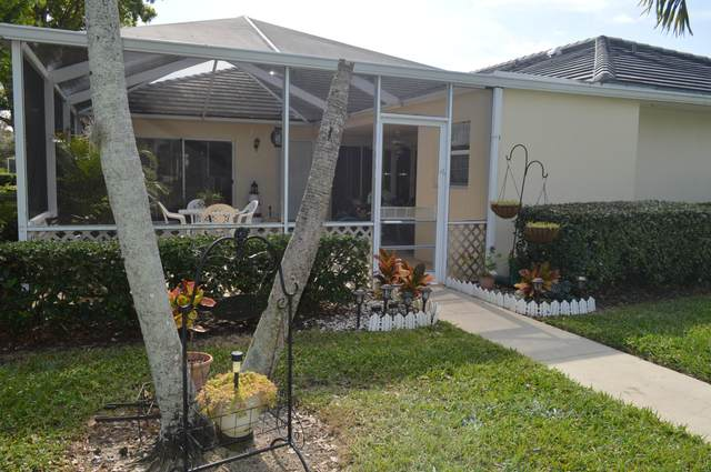 1225 NW Sun Terrace Circle B, Port Saint Lucie, FL 34986 (#RX-10598490) :: Ryan Jennings Group