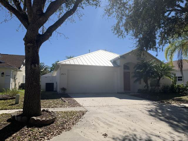 1713 Primrose Court, Port Saint Lucie, FL 34952 (#RX-10598524) :: Ryan Jennings Group