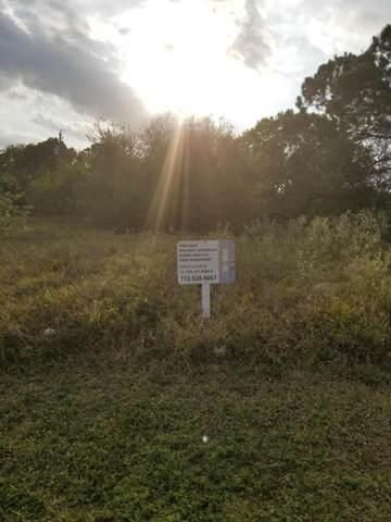 0 SW Del Rio Boulevard, Port Saint Lucie, FL 34953 (#RX-10598540) :: Ryan Jennings Group