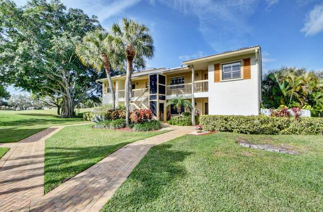 51 Eastgate Drive # D, Boynton Beach, FL 33436 (#RX-10598542) :: Ryan Jennings Group