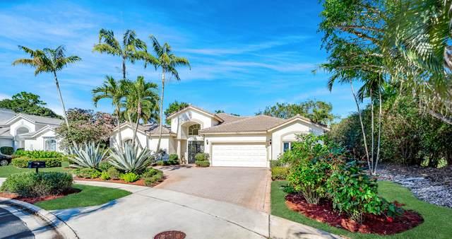 7669 La Corniche Circle, Boca Raton, FL 33433 (#RX-10598577) :: Ryan Jennings Group
