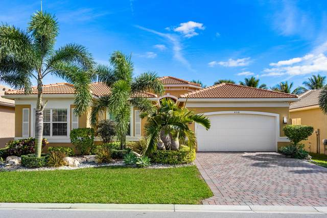 8318 Cameron Cave Drive, Boynton Beach, FL 33473 (#RX-10598590) :: Ryan Jennings Group